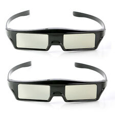 2x Aktiv RF 3D Brille Ersatz für Epson Beamer ELPGS03, mit Beutel und Putztuch1