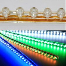 "10x 9.5"" 24CM 24leds SMD LED Bright Led Light Strip Flexible 12V Waterproof"
