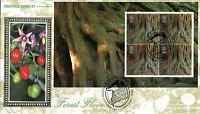 18 SEPTEMBER 2000 A TREASURY OF TREES FULL PANE 5 BENHAM D 362 FDC LONDON SHS