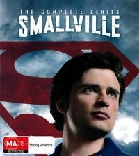 Smallville : Season 1-10 (DVD, 2014, 62-Disc Set)