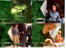 Base Card Set: Incredible Hulk Movie Set (81)