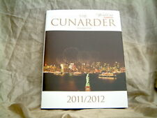 CUNARD - THE CUNARDER YEARBOOK 2011-2012 HARDCOVER