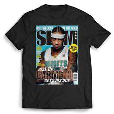 Carmelo Anthony Slam Cover T-Shirt Men / T-Shirt Women