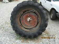 Mf Int Jd And More Tractor169 X 30 Rear Tirewheel 8bolt Pattern