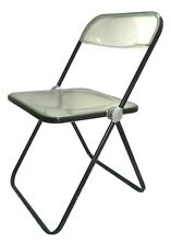 Chair Plia anonima castelli Design giancarlo piretti Years 60 Frame - Black