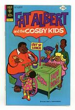 Fat Albert and the Cosby Kids #9 FN/VF 7.0 1975 Gold Key