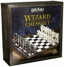 Chess Set Harry Potter Wizard Collection Playing Board Play Game Fantasy Gift