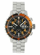 new watch Fortis B-42 Marinemaster Chronograph Automatik  Orange 671.19.49 M