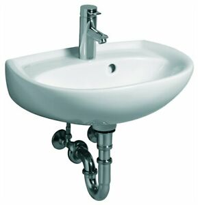 Keramag / Geberit Renova Nr.1 Handwaschbecken 500mm x 380mm mit... 273050000