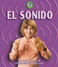El Sonido/Sound (Libros De Energia Para Madrugadores/Early Bird-ExLibrary
