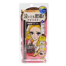 Japan Kiss Me Heroine Make Smooth 0.1mm Liquid Eyeliner Super Keep 02 Brwon
