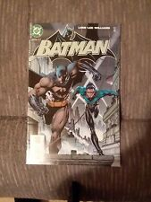 BATMAN #615 (July 2003) Jim Lee HUSH high grade copy and key book