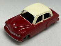 Matchbox Lesney No 22a Red & Cream Vauxhall Cresta - Near Mint