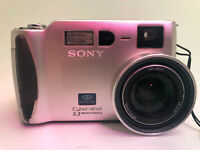 Sony Cyber-shot DSC-S70 3.1MP Digital Camera for Parts