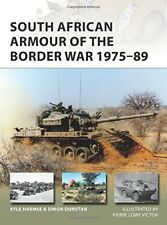New Vanguard: South African Armour of the Border War 1975-89-Kyle Harmse, Simon