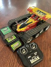 Vintage TYCO NITRO DOZER 27 MHz RC  - Remote, Battery and Charger included.