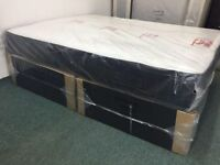 4FT 6IN LUXURY DAMASK FACTORY OVER STOCK DIVAN SET SPECIAL PRICE PROMOTION