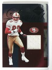 2005 Leaf Limited Threads Jerry Rice jersey #D44/75 #LT-40 *39793