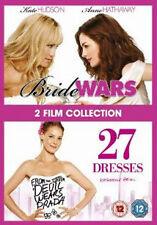 BRIDE WARS & 27 DRESSES - DVD - REGION 2 UK