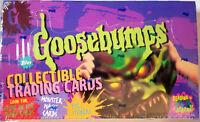 1996 TOPPS GOOSEBUMPS TV SHOW *HOBBY BOX* 36 PACKS *SEALED* FAST SHIPPING!