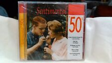 Rare Sentimental '50s Various Artists NEW                                 cd3097