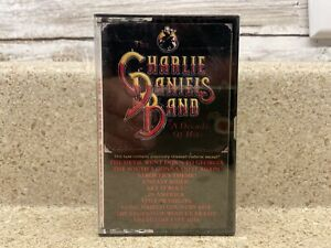 A Decade of Hits by Charlie Daniels Band (Cassette)