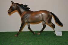"""Peter Stone #Pl25006 """"Indigo Rising"""" model horse from 2003. Used. Unboxed."""