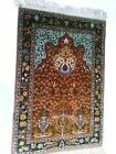 PERSHIAN ART EXHIBITION THE MOST BEAUTIFUL ANTIQUE TABRIZZ RUG