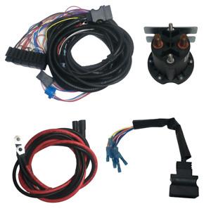 BOSS Truck Side KIT MSC08001 HYD01684 HYD01633 MSC04754 13-Pin PLOW Side Harness
