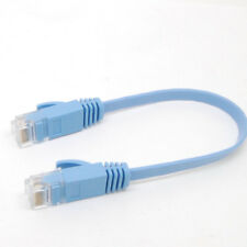 10/100/1000M 20cm 0.6feet CAT 6 LAN Ethernet Network Cable Patch Lead RJ45 UTP