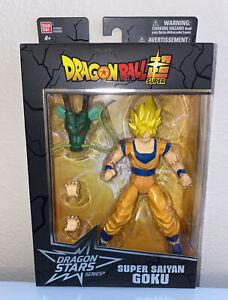 DragonBall Super Saiyan Goku Dragon Stars Series1Shenron Head NIB