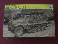Sd.Kfz.10 Ausf.B 1942 Production - SCALA 1/35 Dragon