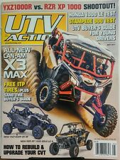 UTV Action May 2017 Can Am X3 Max Young Drivers Buyer's Guide FREE SHIPPING sb