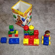 Lego Primo Duplo Stacking Blocks 2092 Rattle Bee - Complete - Boxed 1997 6-24mth