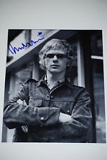 Andrew Loog Oldham 8x10 autographed in person. The Rolling Stones , Small Faces