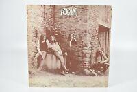Foghat Self Titled Bearsville Records 1972 33 RPM Vinyl Record Album LP
