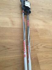 Leki Ski Poles 120cm-Trigger S System/straps INCLUDED!NEW! Matt Grey