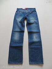 Levi's ® 557 Eve square-cut Straight Jeans Pantalon, W 27/L 32, Vintage Denim, NEUF!