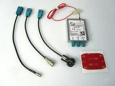 Antennen Splitter generiert DAB DAB+ aus AM FM UKW MW Dietz 41107 Fakra ISO
