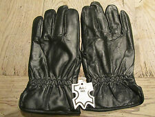 MENS SOFT LEATHER SUMMER RIDING GLOVES SIZE SMALL NEW