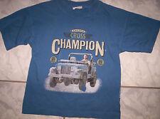 """Cooles Shirt """"Champion""""-Druck, blau, von""""Hummelsheim"""" Gr.98/104"""