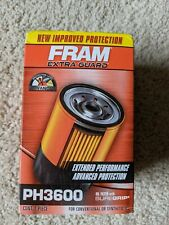Oil Filter PH3600 Fram