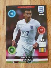Panini England 2016 Dele Alli Football card # 102