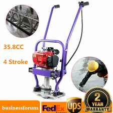 358cc 4 Stroke Gas Power Concrete Wet Screed Commercial Vibratory Screed Usa