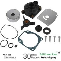 Water Pump Impeller Kit for Evinrude Johnson 40/45/48/50 HP 438592 433548 433549
