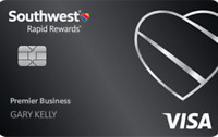 Southwest Rapid Rewards Business Premier Credit Card - 70,000 Points + $50 Bonus