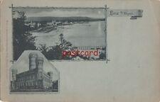 c1907 BINZ a/ RUGEN Germany, Jagdschloss, Verl. v. Bremer's Buchhandig, Zemsch