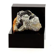 Bournonite, Baryte, Siderite, Quartz. 183.2 ct. Mésage Mine, Vizille, France. Ra