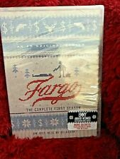 Fargo: Season One (Dvd, 2014, 4-Disc Set) New Factory Sealed