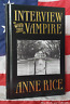 NEW Interview with the Vampire Anne Rice Hardcover Horror Deluxe Edition Lestat